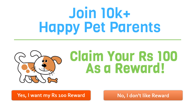 Reward Rs. 100