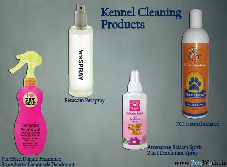 kennel-cleaner