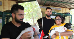 Virat at Care 2