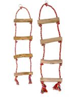 Cotton Rope Bird Ladder