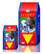 Ecopet Junior Formula Dog Food 3 Kg