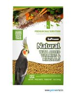 Zupreem Natural For Medium Parrot 1.13 Kg