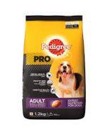 Pedigree Pro Adult Small Breed Dog Food 1.2 Kg