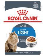 Royal Canin Ultra Light Cat Food 1.02 Kg