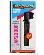 Bodyguard Power Internal Aquarium Filter AP2200F