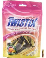 Twistix  Dog Treats Pumpkin Spice Flavor Small