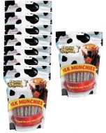 Munch & Crunch Munchies Milk Flavour 7 + 1 Offer