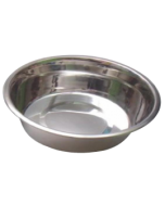 Pets Empire Standard Dog Feeding Bowl Polished 1700 ml
