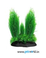 Aqua Geek Fish Aquarium Grass Plant