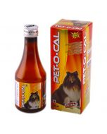 All4Pets Pet-O-Cal Calcium Syrup for Dogs and Cats 200 ml