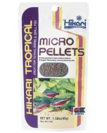 Hikari Micro Pellets Fish Food  45 gms