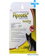 All4Pets Fiprotic Plus Spot On For Dogs 10 to 20 Kg