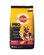 Pedigree Pro Active Adult Dog Food 3 Kg