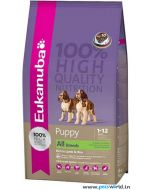 Eukanuba All Breed Puppy Lamb & Rice Dog Food 2.5kg