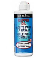 Andis Pet Clipper Blades Oil Bottle 120 ml