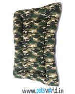Camouflage Slumber Dog Bed L x B X H: 32 x 21 x 4