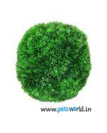 Aqua One Grass Ball Plant for Aquariums - 15cm