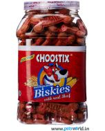 Choostix Real Beef Biskies 500 gms