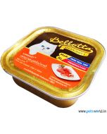 Bellotta Chat Gourmet Tuna With Imitation Crab in Gravy Cat Food 80 gm