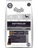 DROOLS Breed Health Rottweiler Adult 4kg