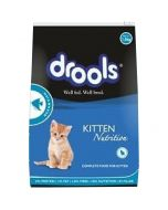 DROOLS Cat Kitten Ocean Fish 400 Gm