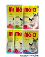 MeO Gravy Food Pouch Cat Food Combo