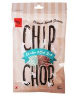 Chip Chops Chicken And Cod Fish Rolls Snacks 70 gms