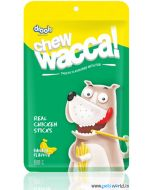 Drools Chew Wacca Banana Flavour Sticks 100 gms