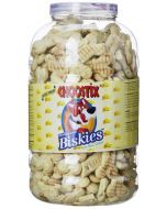 Choostix Real Cheese Biskies 1Kg