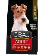 Cibau Mini Breed Adult Dog Food 2.5 Kg
