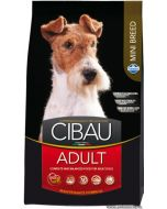 Cibau Mini Breed Adult Dog Food 0.8 Kg