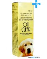 Cipla Oti Clear Ear Cleansing Solution For Dogs And Cats 125 ml