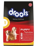 DROOLS Daily Nutrition Puppy Chicken And Egg 1.2 kg