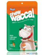 DROOLS Chew Wacca Carrot Flavour Stick 100gm (15)