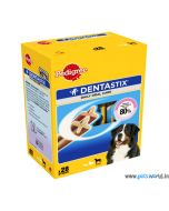 Pedigree DentaStix Large Dog Dental Treats Monthly Pack 1.080 Kg