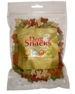 Gnawlers Dog Treats Snacks All Natural (Small) 250 gms