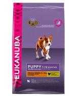Eukanuba Puppy Chicken Medium Breed Dog Food 3 Kg