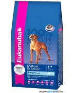 Eukanuba Puppy Mature And Senior Large Breed Dog Food 15kg