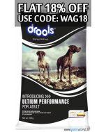 DROOLS Adult Ultium Performance Dog Food 20Kg