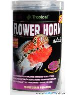 Tropical Flower Horn Fish Food 380 gms
