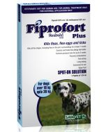 Savavet Fiprofort Plus Spot On For Dogs Over 10 Kg Upto 20 Kg 1.34 ml