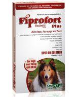 Savavet Fiprofort Plus Spot On For Dogs Over 40 Kg Upto 60 Kg 4.02 ml