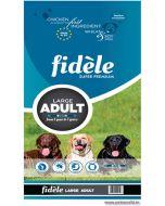 Fidele Large Breed Adult Dog  Food 4 Kg