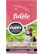 Fidele Puppy Small & Medium Breed Dog Food 15 Kg