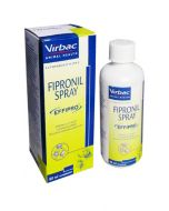 Virbac Effipro Anti Tick & Flea Fipronil Spray 80 ml