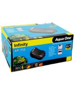 Aqua One Aquarium Air Pump AP-750
