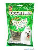 Gnawlers Extra Fresh Dental Pure Dog Treats 90g