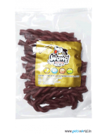 Gnawlers Wang Wang Twisted Sticks Dog Treats 400 gms