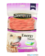 Goodies Dog Treats Lamb Triple Typed Twisted 500 gms