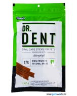 Drools Dr. Dent Oral Care Dog Dental Treats Toy/Small Breeds 150gms